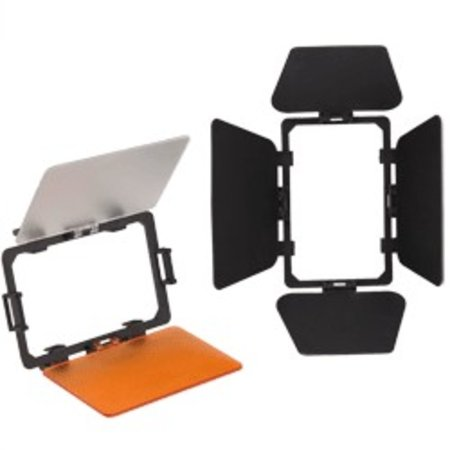 Walimex Barndoors/Filters for LED Video Light