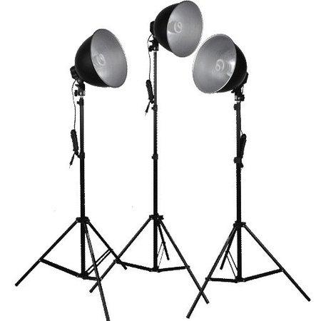 Walimex Daylight Kit 150/150/150 Basic