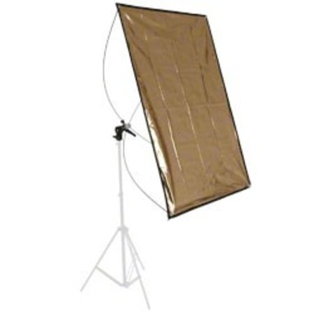 Walimex Reflector Panel silver/gold, 90x180cm
