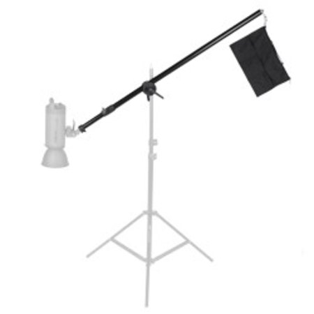 Walimex Boom with Counterweight Bag, 120-220cm