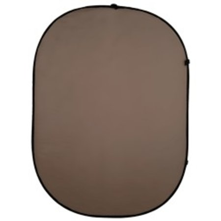 Walimex Foldable Background brown, 150x200cm