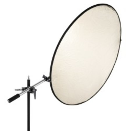 Walimex Reflector Holder with Clamp, 44-150cm
