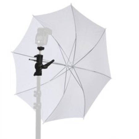 Walimex Univ. Flash and Umbrella Mount Set, 4 pcs