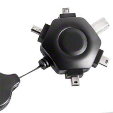 Walimex USB Star Adapter Universal Mini USB