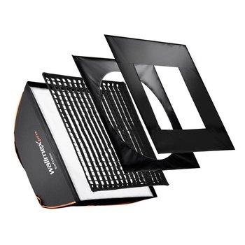 Walimex pro Softbox Vierkant PLUS OL 60x60cm voor diverse merken