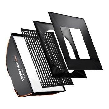 Walimex pro Softbox Vierkant PLUS OL 50x70cm voor diverse merken