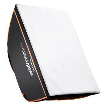 Walimex pro Softbox Orange Line 60x60