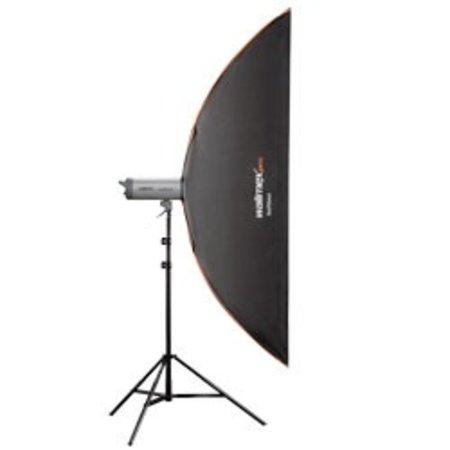 Walimex pro Softbox PLUS Orange Line 25x180