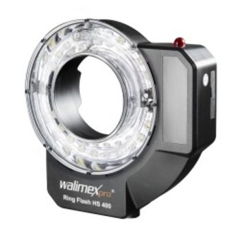 Walimex pro Ringflitser HS 400