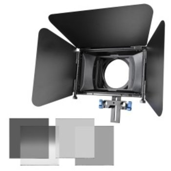 Walimex pro Matte Box Director I Kit+gray filters