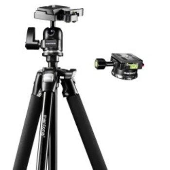 mantona Camera Statief Scout + Panoramakop 360°