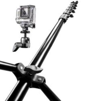 mantona Maxi Airview Statief voor GoPro 6m