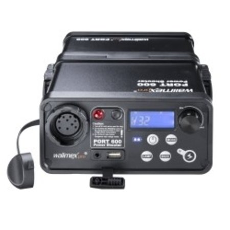 Walimex pro Power Shooter 600 with case