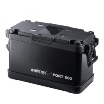 Walimex pro Batterij Power Shooter 600