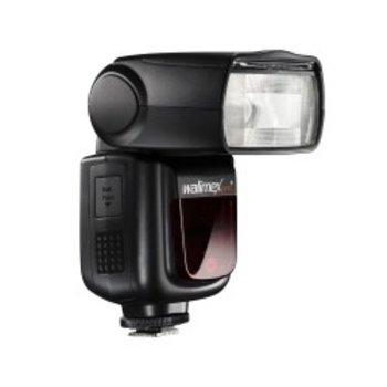 Walimex pro Speedlite Camera Flitsers LithiumPower 58 HSS i-TTL Nikon