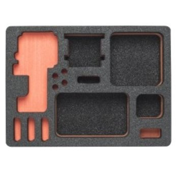 mantona schuimplastic inlegGoPro koffer M