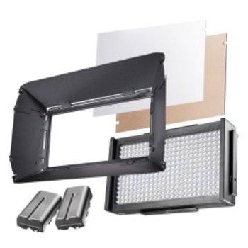 Walimex pro Foto/Video LED Square 312 D