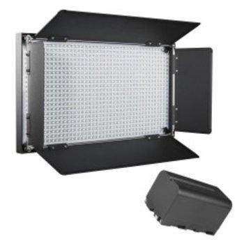 Walimex pro LED Studio Verlichting Dimbaar 876 DS