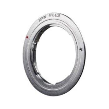 Kipon Adapter Pentax K voor Canon EOS