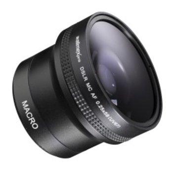 Walimex pro Macro Fish Eye conversion lens 0.25x58