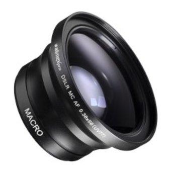 Walimex pro Macro Fish Eye conversion lens 0.38x58