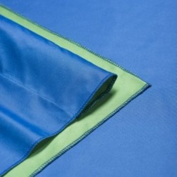 Walimex pro Background Cloth 2 in 1  2,85x6m, Blue / Green