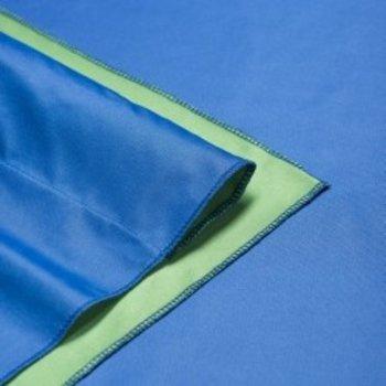 Walimex pro Studio Achtergronddoek 2 in 1/2,85x6m Blauw / Groen