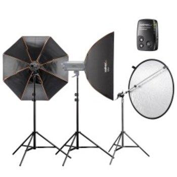 Walimex pro Studio Lighting Kit VC Excellence Advance 6.3