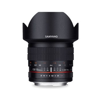 Samyang Samyang 10mm F28 ED AS NCS CS voor diverse merken
