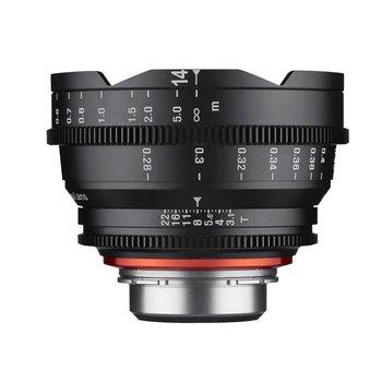 XEEN Xeen 14mm T3.1 FF cine voor diverse camera merken