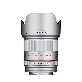 Samyang Samyang 21mm F1.4 ED AS UMC CS Silver for different camera brands