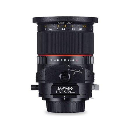 Samyang Samyang 24mm F3.5 ED AS UMC tilt/shift for various brands