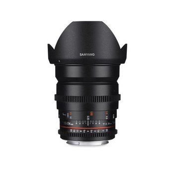 Samyang Samyang 24mm T1.5 VDSLR ED AS IF UMC II for different camera brands