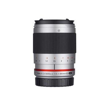 Samyang Samyang 300mm F6.3 spiegel UMC CS Zilver voor diverse camera merken