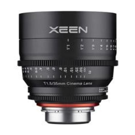 XEEN XEEN 35mm T1.5 FF cine for different camera brands