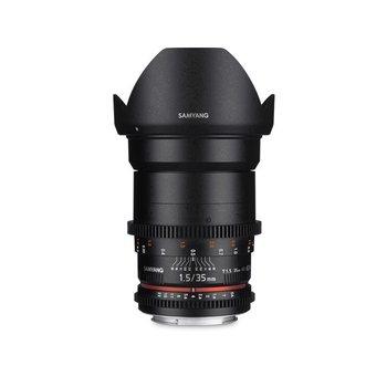 Samyang Samyang 35mm T1.5 VDSLR AS UMC II for different camera brands