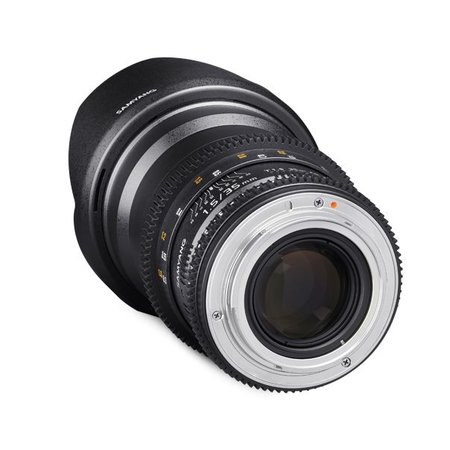 Samyang Samyang 35mm T1.5 VDSLR AS UMC II for different camera brands