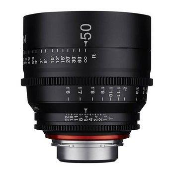 XEEN Xeen 50mm T1.5 FF cine voor diverse camera merken