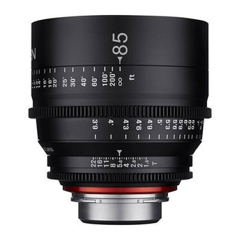 XEEN Xeen 85mm T1.5 FF cine voor diverse camera merken