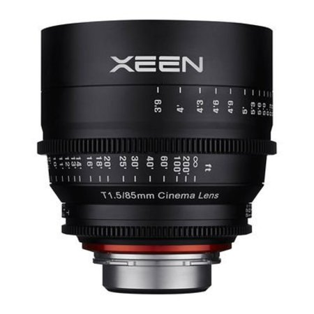 XEEN Xeen 85mm T1.5 FF cine for different camera brands