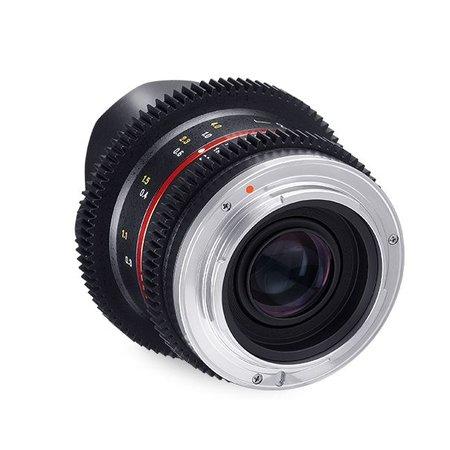 Samyang Samyang 8mm T3.1 cine UMC fisheye II for different camera brands