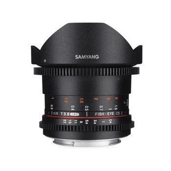 Samyang Samyang 8mm T3.8 UMC VDSLR fisheye CSII for different camera brands