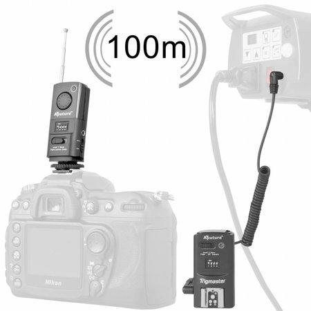 Aputure Aputure Trigmaster 2.4G Trigger MXC f. Canon 3C