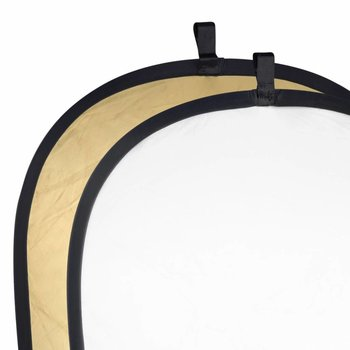 Walimex 2in1 Opvouwbare Reflector goud / wit