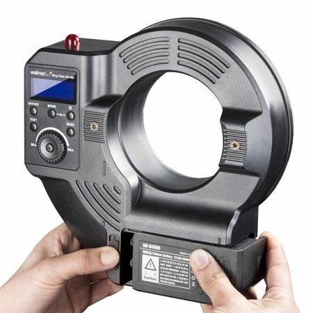 Walimex pro AkkuFlash 400 - für RingFlash 400 HS