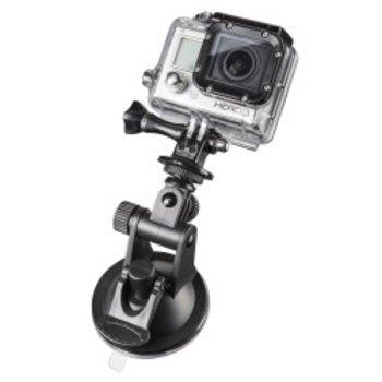 mantona Zuignap Houder voor GoPro Hero 4/3+
