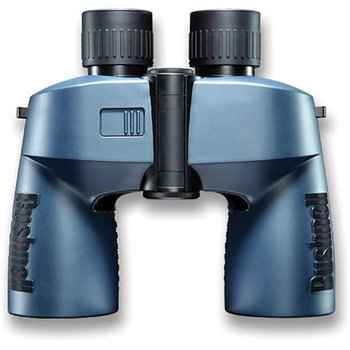 Bushnell Bushnell Marine 7 x 50mm Porro Prism Waterproof Binoculars with Digital Compass and Tilt, Blue