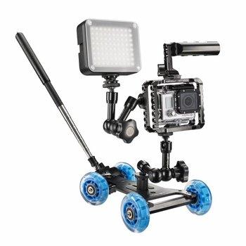 Walimex pro Dolly Action Set GoPro I