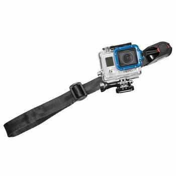 mantona Lensring en de riem voor de GoPro Hero 3+