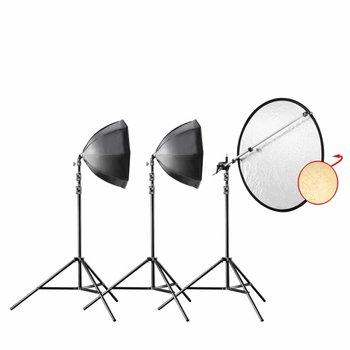 Walimex pro Daylight 250 Portret Octa